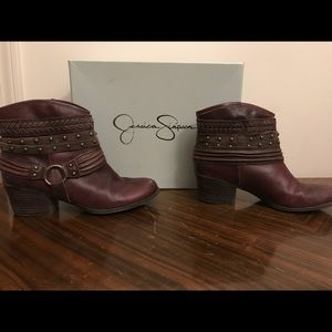 Detailed Booties